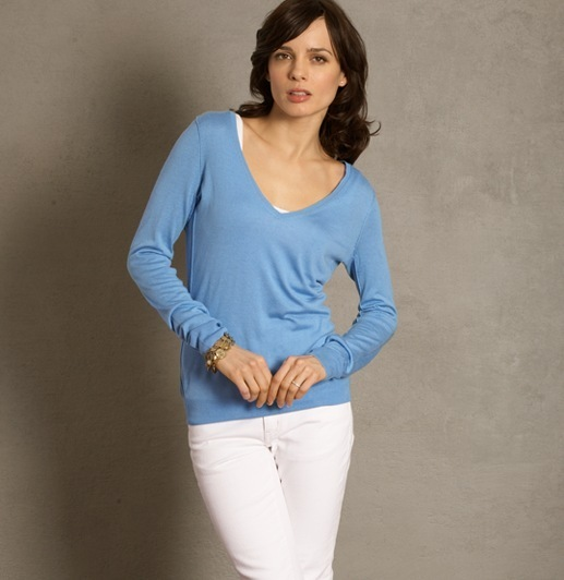 Perfect V-Neck Sweater