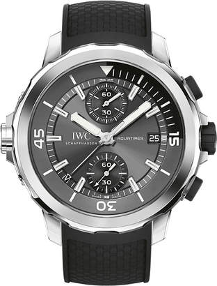 IWC IW379506 Shark Aquatimer chronograph watch