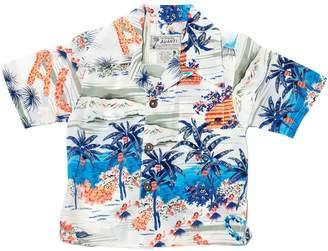 Avanti Youth Boys Aloha Hawaii Shirt
