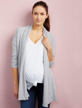 A Pea in the Pod Layering Maternity Cardigan