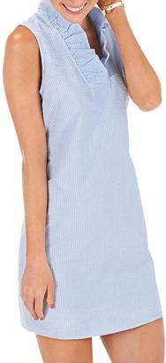 Mud Pie Sailor Seersucker Dress $58 thestylecure.com
