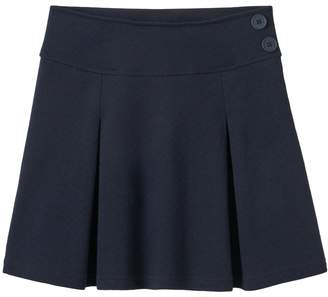 Chaps Girls 4-16 & Plus Size School Uniform Skort