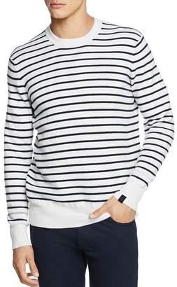 Rag & Bone Sam Striped Crewneck Sweater