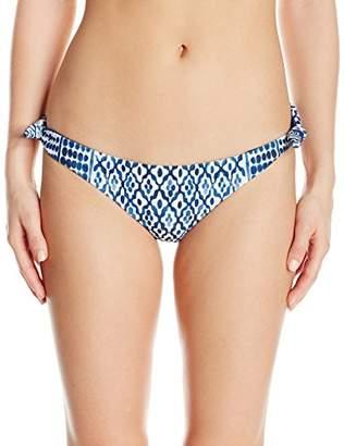 Mara Hoffman Women's Sita Tie Side Bikini Bottom Swimsuit