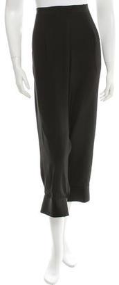Yohji Yamamoto Silk Harem Pants w/ Tags $295 thestylecure.com