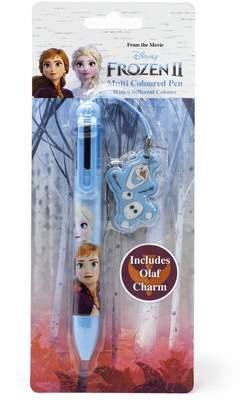 Next Girls Disney Frozen Pen - Blue