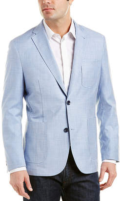 Zanetti Comok Modern Fit Sport Coat