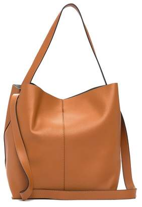 Moda Luxe Unlined Bucket Bag