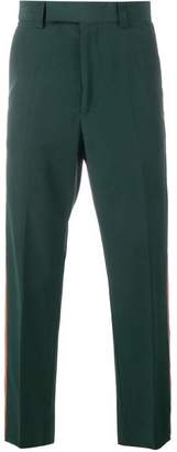 Gucci cropped tailored trousers