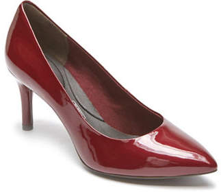 Rockport Plan Patent Leather Pumps
