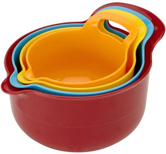 Kitchen Details 4-Piece Mixing Bowl Set