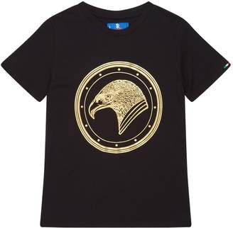 Stefano Ricci Eagle Head T-Shirt