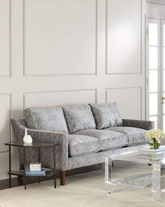 John-Richard Collection Isidor Low-Back Luxury Arm Sofa