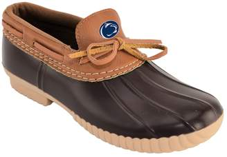 NCAA Kohl's Women's Penn State Nittany Lions Low Duck Step-In Shoes