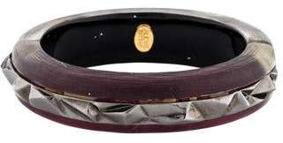 Alexis Bittar Lucite Hinge Bracelet