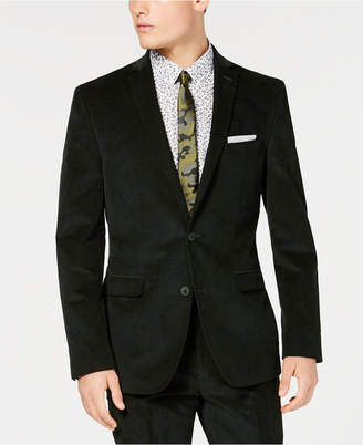 Bar III Men Slim-Fit Stretch Corduroy Sport Coat
