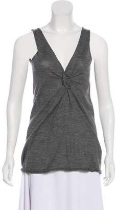 Prada Knit Sleeveless Top