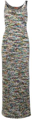Missoni knitted cami long dress