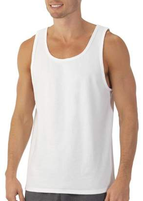 Fruit of the Loom Men's Soft Jersey Tag Free Tank Top