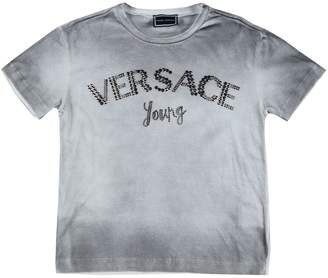 Versace YOUNG T-shirts - Item 12240527FT