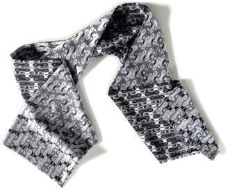 Arlette Ess Bike Chains Silk Scarf