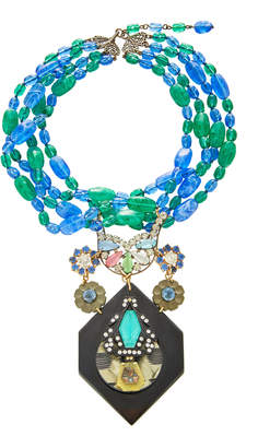 Lulu Frost One-Of-A-Kind Egyptian Crystal Necklace