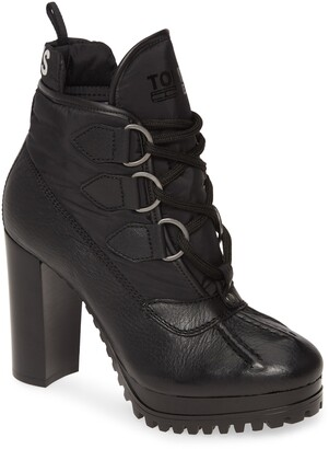 Tommy Jeans Clarissa Lace-Up Bootie
