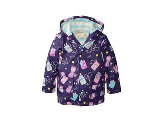 Hatley Cool Phones Raincoat (Toddler/Little Kids/Big Kids)