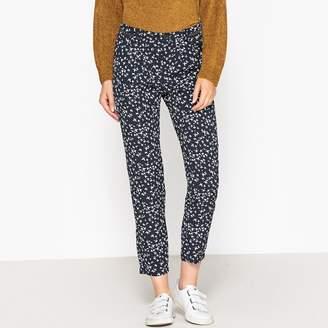 Ikks Printed Slim Fit Trousers