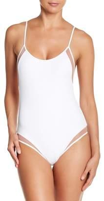Tori Praver Belle One-Piece Swimsuit