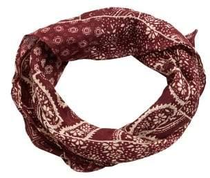 Mango man MANGO MAN Paisley bandana scarf