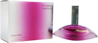 Calvin Klein Women's Forbidden Euphoria 3.4Oz Eau De Parfum Spray