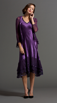 2pc Dress/Jacket Set $523 thestylecure.com