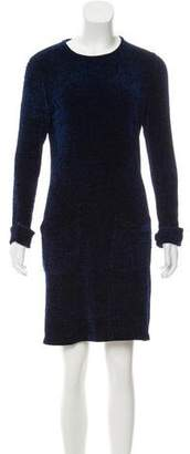 Fendi Knit Knee-Length Dress