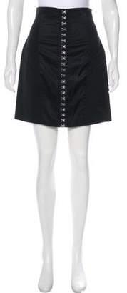 Alexander Wang Structured Pencil Skirt