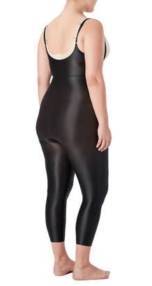 Spanx Suit Your Fancy Open-Bust Catsuit, Plus Size