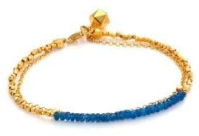 Astley Clarke Biography Ocean Quartz Beaded Friendship Bracelet