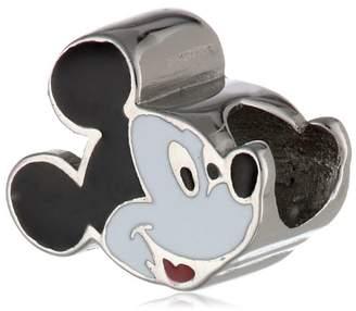 Disney Stainless Mickey Enamel Bead Charm