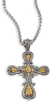 Konstantino Penelope Cross Pendant