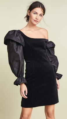 Isa Arfen Drama Sleeve Mini Dress