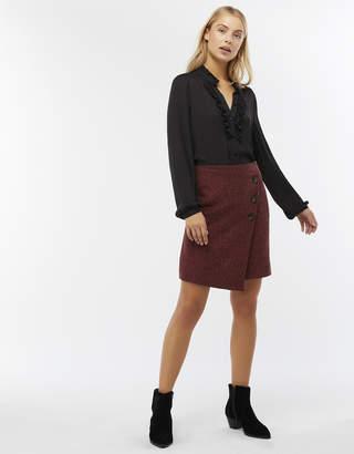 Monsoon Bertie Tweed Skirt