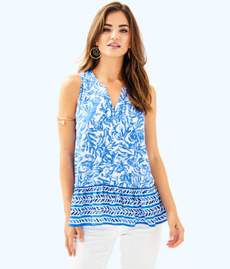 Lilly Pulitzer Womens Gramercy Top