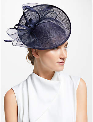 b994555ab979a John Lewis   Partners Jess Up Turn Swirl Disc Occasion Hat