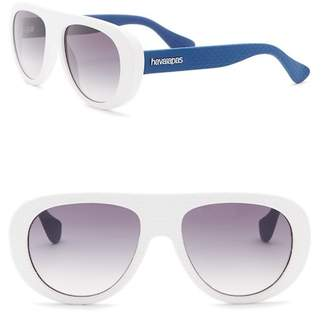 Havaianas Rio 54mm Shield Sunglasses