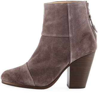 Rag & Bone Newbury Suede Ankle Boots