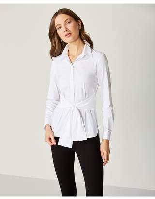 Bailey 44 Bailey/44 Hold Me Tight Stretch Shirting Top