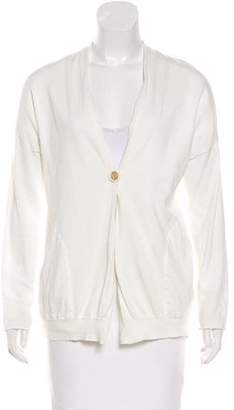 Brunello Cucinelli Long Sleeve Cardigan