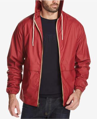 Weatherproof Vintage Men's Full-Zip Hooded Jacket