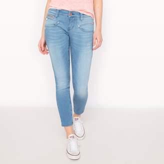 Freeman T. Porter Alexa Cropped Super Slim Low Waist Jeans