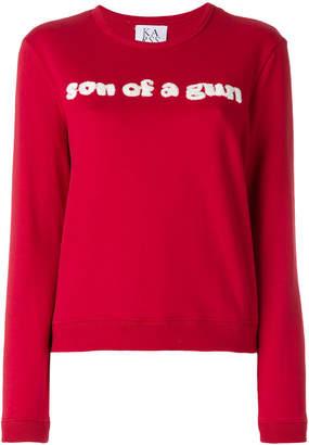 Zoe Karssen Son of a Gun sweater